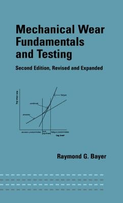 Mechanical Wear Fundamentals and Testing  Revised and Expanded PDF