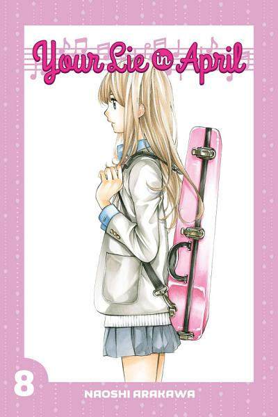 Download Your Lie in April Book