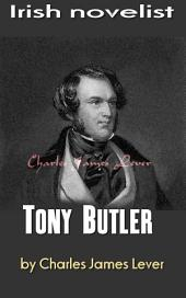 Tony Butler: Irish novelist