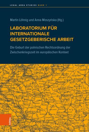 Laboratorium f  r internationale gesetzgeberische Arbeit PDF