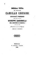 Della vita del professore Camillo Guerini: discorso funebre