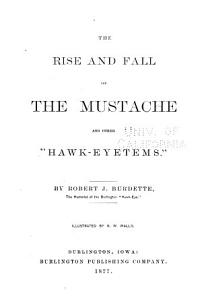 The Rise and Fall of the Mustache and Other  hawkeyetems   PDF