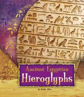 Ancient Egyptian Hieroglyphs PDF