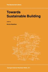 Towards Sustainable Building PDF