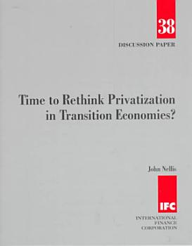 Time to Rethink Privatization in Transition Economies  PDF