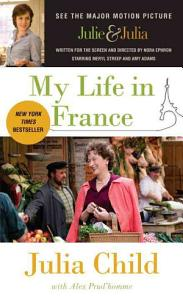 My Life in France Book