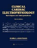 Clinical Cardiac Electrophysiology PDF
