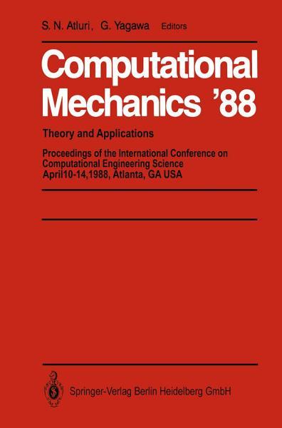 Computational Mechanics 88