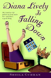 Diana Lively is Falling Down Book