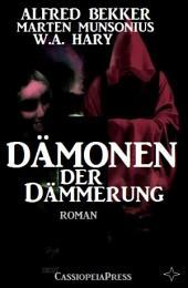 Dämonen der Dämmerung: Ein Dämonenjäger Murphy Roman