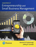Essentials of Entrepreneurship and Small Business Management PDF