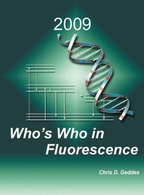 Who s Who in Fluorescence 2009 PDF