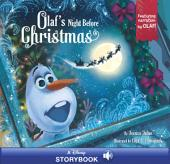 Frozen: Olaf's Night Before Christmas: A Disney Read-Along