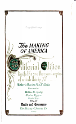 The Making of America PDF