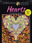 Creative Haven Hearts Coloring Book