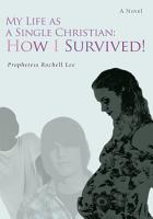 My Life as a Single Christian  How I Survived  PDF