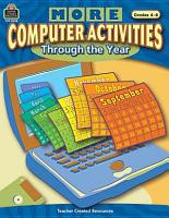 More Computer Activities Through the Year PDF