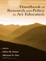 Handbook of Research and Policy in Art Education PDF