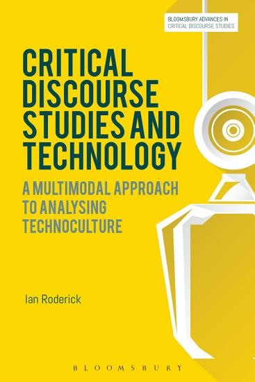 Critical Discourse Studies and Technology PDF