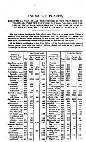 History, Directory & Gazetteer, of the County of York: With Select Lists of the Merchants & Traders of London : and the Principal Commercial and Manufacturing Towns of England : and a Variety of Other Commercial Information : Also a Copious List of the Seats of the Nobility and Gentry of Yorkshire
