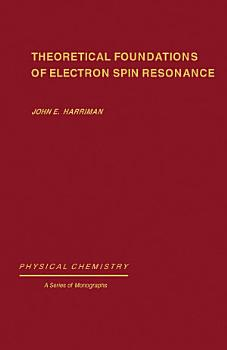 Theoretical Foundations of Electron Spin Resonance PDF