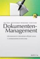 Dokumenten Management PDF