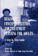 Diagnosis  Conceptualization  and Treatment Planning for Adults PDF