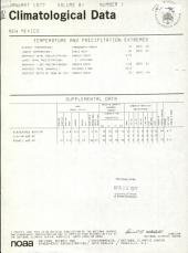 Climatological data: New Mexico, Volume 81