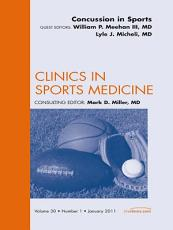 Concussion in Sports, An Issue of Clinics in Sports Medicine - E-Book
