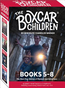 The Boxcar Children Mysteries Boxed Set  5 8