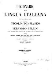 Dizionario della lingua italiana: Volume 4