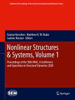 Nonlinear Structures & Systems, Volume 1