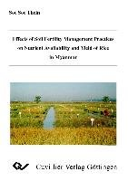 Effects of Soil Fertility Management Practices on Nutrient Availability and Yield of Rice in Myanmar PDF