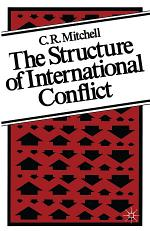 The Structure of International Conflict