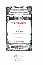 The trapper: Volume 3
