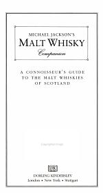 Michael Jackson's Malt Whisky Companion