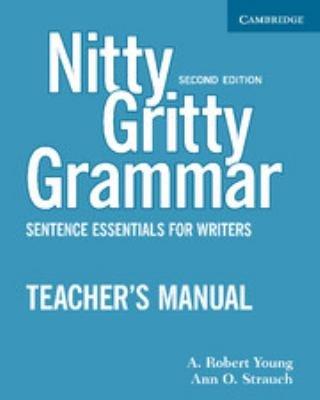 Nitty Gritty Grammar Teacher s Manual PDF