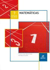 Matemáticas 1º ESO (LOMCE) - Trimestralizado