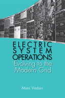 Electric System Operations