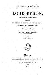 Œuvres complètes: avec notes et commentaires, Volume6