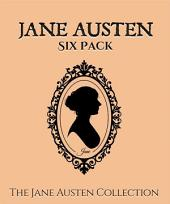Jane Austen Six Pack - Sense and Sensibility, Pride and Prejudice, Mansfield Park, Emma, Northanger Abbey and Persuasion