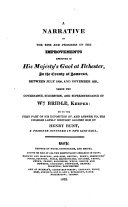 A Narrative of the Rise and Progress of the Improvements Effected in His Majesty's Gaol at Ilchester