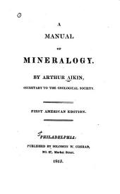 A manual of mineralogy