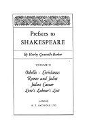 Othello  Coriolanus  Romeo and Juliet  Julius Caesar  Love s labour lost PDF