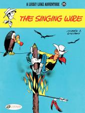 Lucky Luke - Volume 35 - The Singing Wire