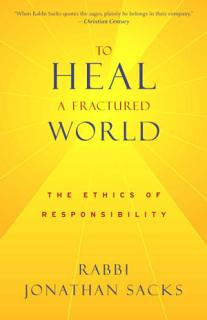 To Heal a Fractured World Book