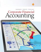 Corporate Financial Accounting: Edition 14