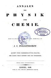 Annalen der Physik: Band 154
