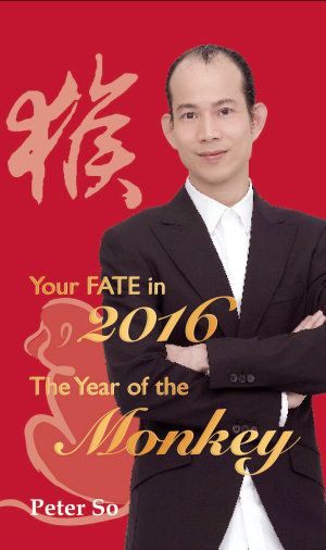 Your Fate in 2016   The Year of the Monkey