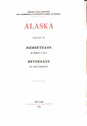 Alaska: Nemerteans